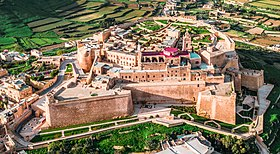 Aerial Footage of Citadella sitiuated in Gozo.jpg