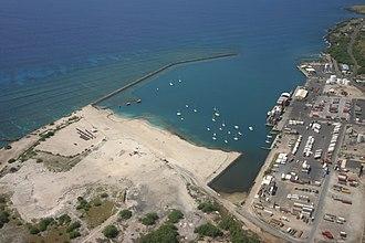 Akoni Pule Highway - Kawaihae Harbor