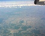 Aerial photograph of Paris, 20 April 2011 001.jpg