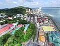 Aerial view of Sandakan town 2016 - panoramio.jpg