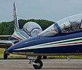Aermacchi MB-339, Frecce Tricolori (9049227956).jpg