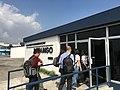 Aeropuerto Internacional de El Salvador, Período Nelson Vanegas.jpg