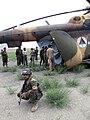 Afghan National Army Air Corps aircrews teach the Military Police Guard Battalion about the Mi-17.jpg