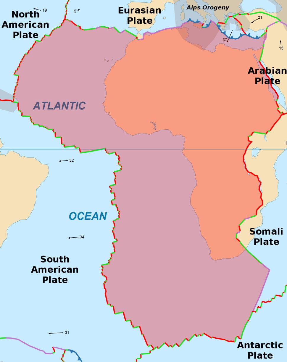 AfricanPlate