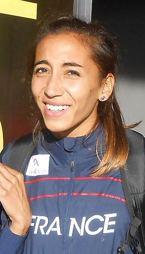 Agnès Raharolahy - Agnès Raharolahy in 2014