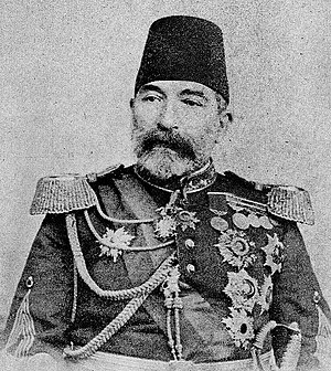 Ahmed Hifzi Pasha - Image: Ahmed hifzi 2