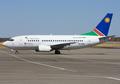 Air Namibia Boeing 737-500 V5-TNP WDH 2008-9-1.png