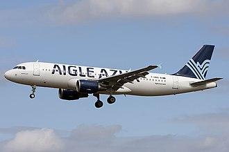 Aigle Azur - Aigle Azur Airbus A320-200