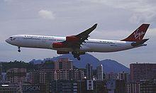 Virgin Atlantic - Wikipedia