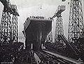 Aircraft carrier Terrible launch.jpg