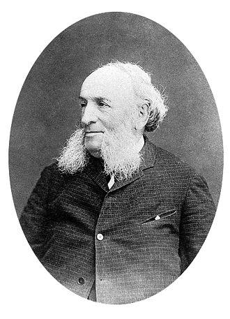 Ivan Aivazovsky - A photograph of Aivazovsky, 1870