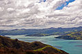 Akaroa Harbour, Canterbury, New Zealand, 22nd. Nov. 2010 - Flickr - PhillipC.jpg