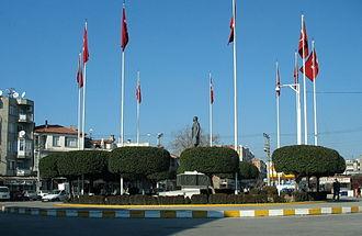 Akhisar - Image: Akhisar merkez 1