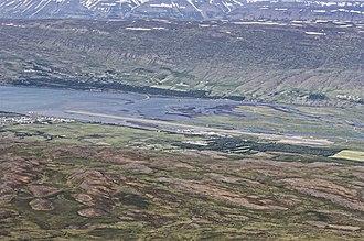 Akureyri Airport - Image: Akureyri Airport (4743056343)