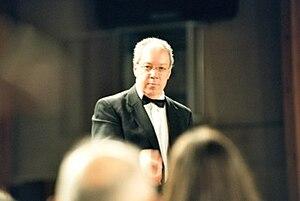 Alain Crépin - Alain Crepin conducting in 2006