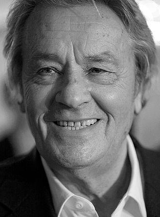 Alain Delon - Delon in 2011