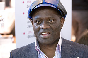 Alain Mabanckou in March 2010