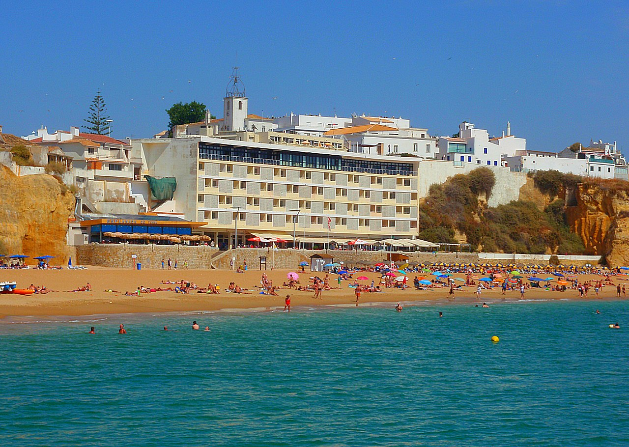 Albufeira Sol Hotel And Spa Official Website