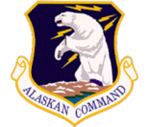 Alaskan Command - Alaskan Command shield