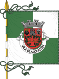 Alcoutim municipality flag.png