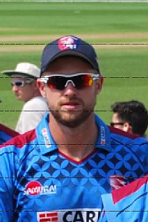 Alex Blake (cricketer) English cricketer