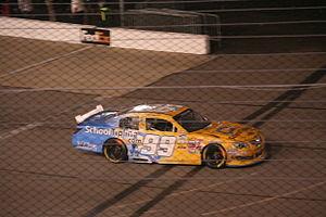 Alex Bowman - Bowman's 2013 Nationwide Series car
