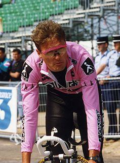 Alex Zülle Swiss cyclist