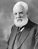 Alexander Graham Bell: Alter & Geburtstag