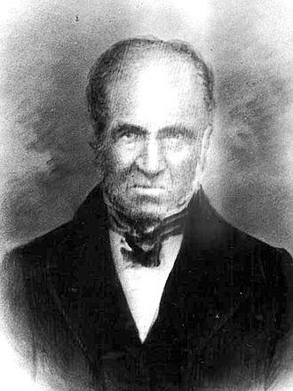 Alexander Ross (fur trader) - Alexander Ross later in life