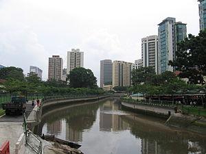 Alexandra Canal, Singapore - Alexandra Canal in 2006