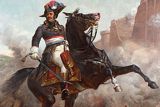 Alexandre Dumas - General Thomas-Alexandre Dumas, father of Alexandre Dumas.