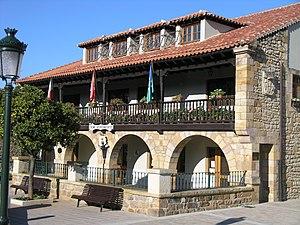 Alfoz de Lloredo - Alfoz de Lloredo's City Hall