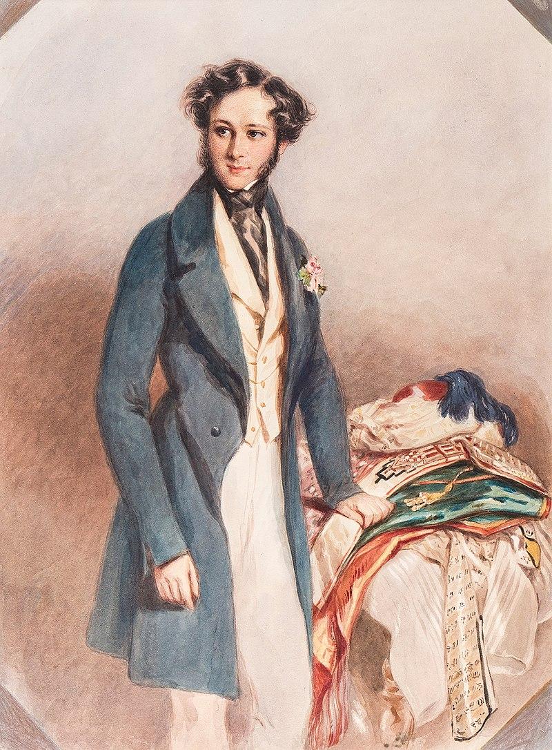 Alfred Edward Chalon - Chalon-96582 - Sir William Geary 3rd Bt. -.jpg