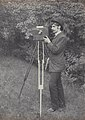 Alfred Stieglitz self-portrait, freienwald, 1886.jpg