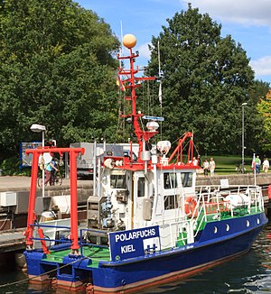 GEOMAR Helmholtz Centre for Ocean Research Kiel - Image: Alkor msu 2017 8808