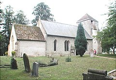All Saints, Shepreth, Cambridgeshire - geograph.org.uk - 334083.jpg