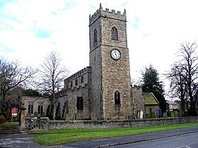 All Saints Church, Lanchester - geograph.org.uk - 614127.jpg
