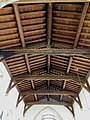 All Saints Church, Middle Claydon, Bucks, England - nave ceiling.jpg