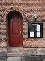 Allehelgens Kirke Copenhagen east door.jpg