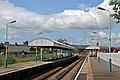 Along platform 1, Gobowen railway station (geograph 4023952).jpg