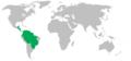 Alouatta range map.png