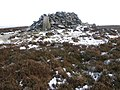 Alphin Pike trig point S2803 - geograph.org.uk - 1114674.jpg