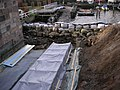 Alte Schwentinebrücke - Bau des Überwegs für Wasserwanderer (2007-12) - panoramio.jpg