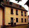 Am Kirchenplatz 3 heute 5 ehem. Schule (Michelstadt).jpg