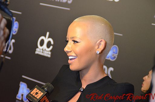 Amber Rose - 2014 People Magazine Awards