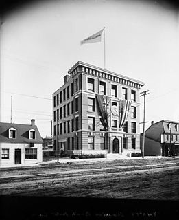 ABCorp American printing company in Stamford, Connecticut