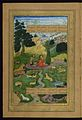 Amir Khusraw Dihlavi - Laylá Visits Majnun in the Wilderness - Walters W624115A - Full Page.jpg