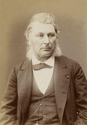 Ernest Mouchez - Image: Amiral Mouchez