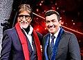 Amitabh Bachchan, Sanjeev Kapoor.jpg