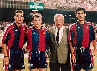 Guillermo Amor Spanish footballer